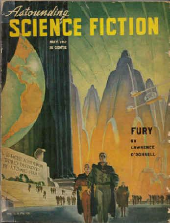 Astounding Science Fiction May 1947